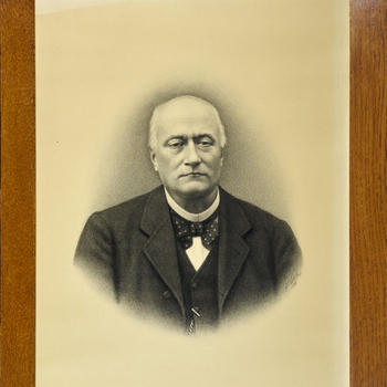 Mr. A.M. van Oord of C.L. Vitringa