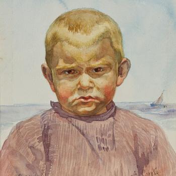Portret van 'Arnd'