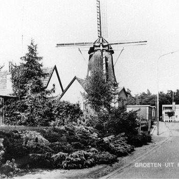 """Molen """"De Hoop"""" Klarenbeek"""