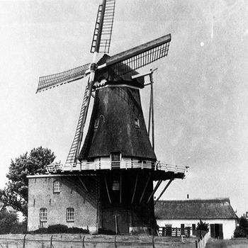 Havekes molen in Twello