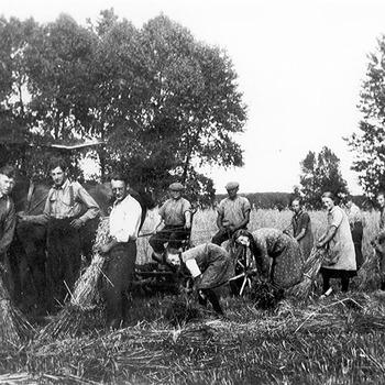 J. Nieuwenhuis, J. Slijkhuis, J Keizer, F. Andersen, B. Bekkers, J. Slijkhuis, Nieuwenhuis, C. Slijkhuis, I. Nieuwenhuis, J. Bleumink, A. Weyers en W. Bronsink.