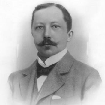 Burgemeester A.L.W. Baron van Hugenpoth tot Aerdt