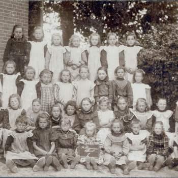 Klassefoto St. Henricusschool