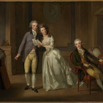 De kinderen van prins Willem V