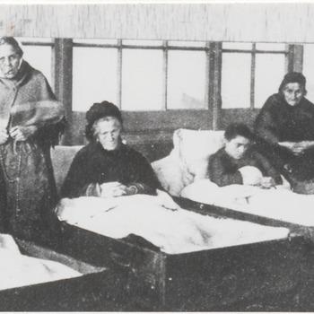 Opvang Belgische vluchtelIngen Eerste Wereldoorlog