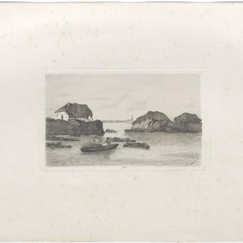 [De Waterramp van 1855]
