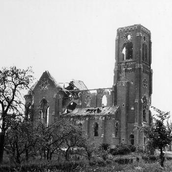 Oorlogsschade katholieke kerk