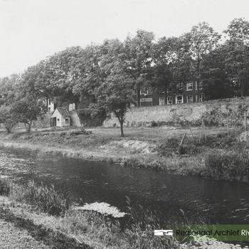Stadswal gedeelte en de Korne.