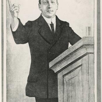 Dhr. A.B. Kleerekoper, kamerlid