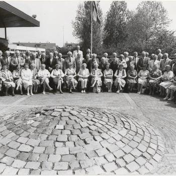 Leden verzetsgroep
