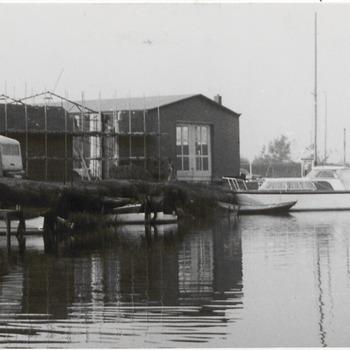 Nieuwbouw jachthaven Maasbommel