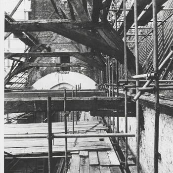 1980. Restauratie Ned.Herv.Kerk.