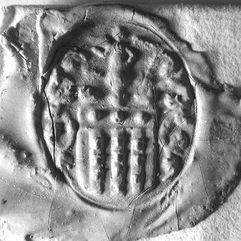 Zegel van: Lodewijk van den Oever d.d. 17 dec. 1796 schepen in de Hoge Bank van Driel