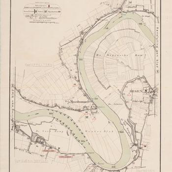 De Maasdijken in Gelderland en Noordbraband en de werken tot verbetering der daarlangs gelegen rivier