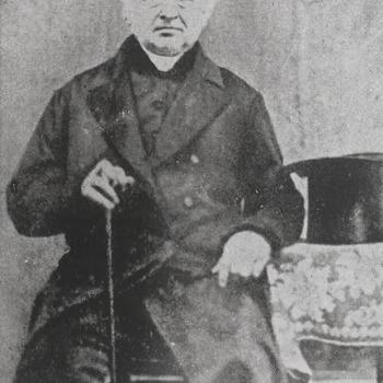 Antonius Bernardus Urbanus, ca. 1800, priester zoon R.K. parochie.