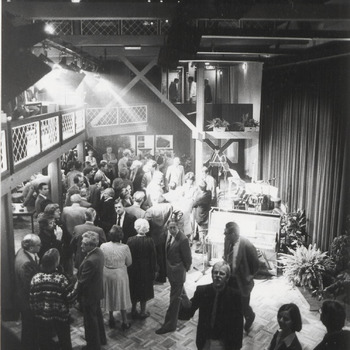 Opening Theater Franse School