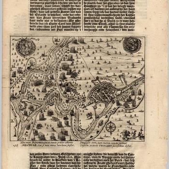 Beleg van Zaltbommel 1599