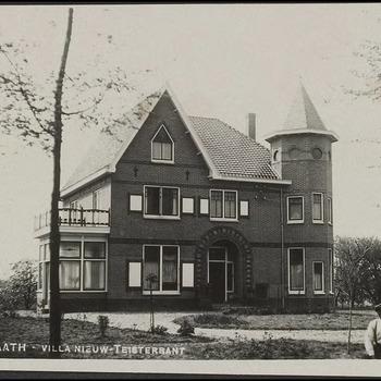 Kerk-Avezaath - Villa Nieuw-Teisterbant