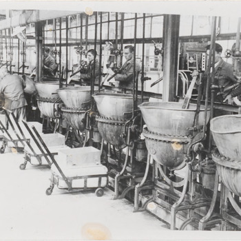 Kookpotten jamfabriek De Betuwe