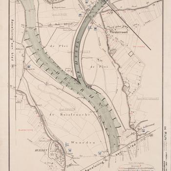 De Waal- en Rijndijken der Polderdistricten in Gelderland en de werken tot verbetering der daarlangs gelegen rivieren