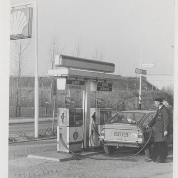 Benzinepomp Garage Mulders