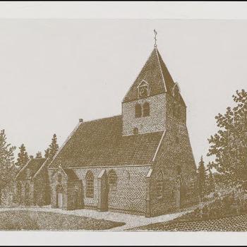 Hervormde kerk te Batenburg (land van Maas en Waal)