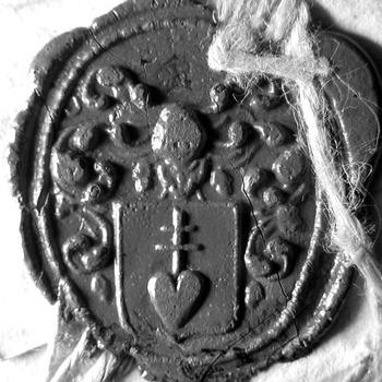 Zegel van: Tricht, van Jan van Tricht Oz. d.d. 10-11-1819 notaris te Zaltbommel