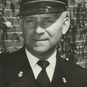 Johan de Wijer, leidende figuur muziekvereniging. Overleden: 23-07-1967.