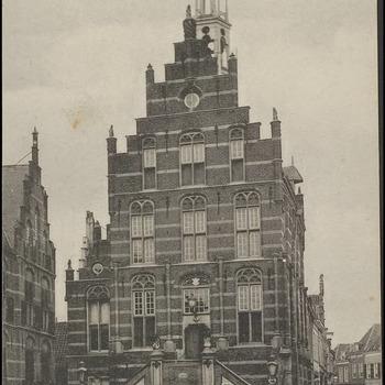 Stadhuis. Culemborg