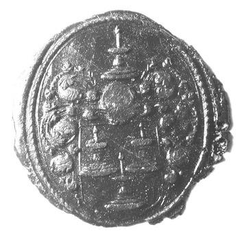 Zegel van: Theodorus Lambert Doesburgh die d.d. 20 maart 1788 te Zaltbommel testeert