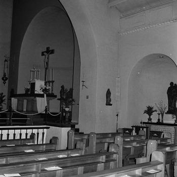 katholieke kerk: interieur