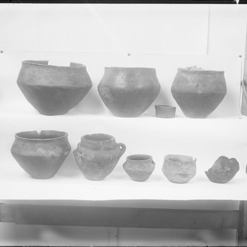 Urnen uit urnenveld