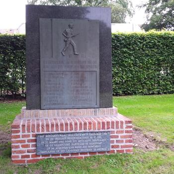 Monument bataljon IV-10-RI