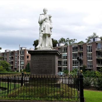 Standbeeld Koning Willem II