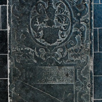 Grafzerk van Johan --ht, 1599, Stichting Eusebius Arnhem
