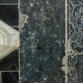 Grafzerk G.B. - H.B.W., datering onbekend, Stichting Eusebius Arnhem