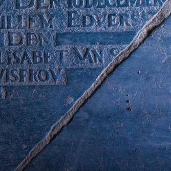 Grafzerk van Derck van Ruyven, datering onbekend, Stichting Eusebius Arnhem