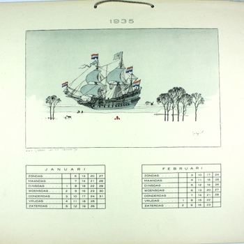Kalender 1935