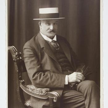 Borchard Frederik Willem van Westerholt (1863-1934)