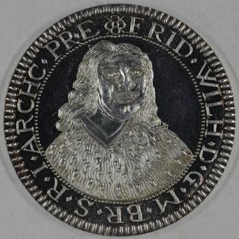 Penning Hanzestad Brandenburg.