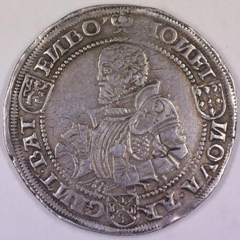 daalder zj. WILLEM VAN BRONCKHORST 1556-1573 BRONCKHORST