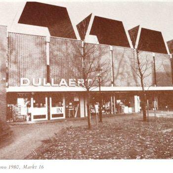 Firma Dullaert Lochem, anno 1980,  Markt 5