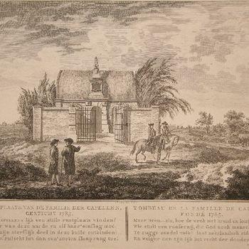 Begraafplaats van de familie van der Capellen