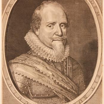 Maurits van Oranje-Nassau (1567-1625)