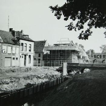 Nieuwbouwwoningen aan de Beekstraat
