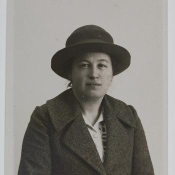 Adriana Wilhelmina Barones van Westerholt (1893-1971)