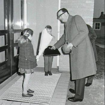 negatief van filmnegatief ca. 1969-06-01