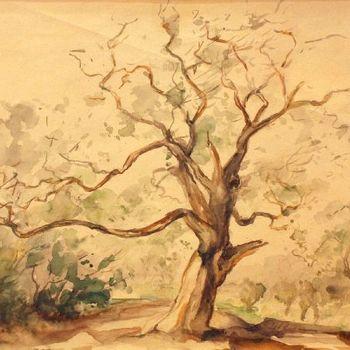 Oude boom Harenberg, Vierakker