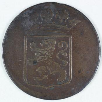 Duit VOC 1780, Holland