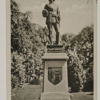 Zutphen. Sidney Monument